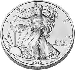 American Palladium Eagle Mockup