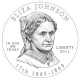 Eliza Johnson Obverse Design Candidate Four