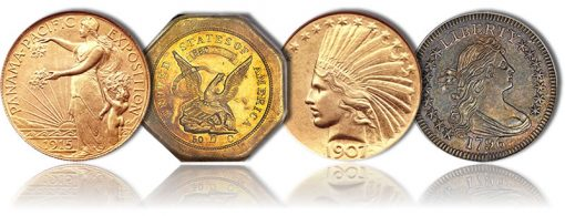 Heritage 2010 Boston ANA Coins Auctioned