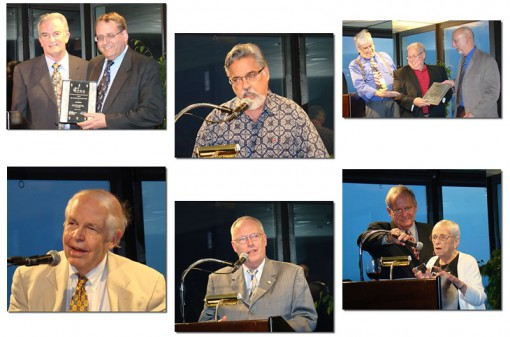 PNG Outstanding 2010 Achievement Awardees