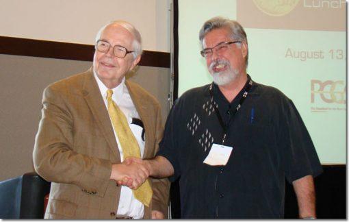 Q.  David Bowers and David Hall