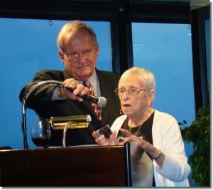Robert Brueggeman and Dorothy Baber