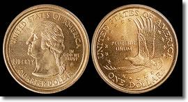 2000 Sacagawea Mule Coin
