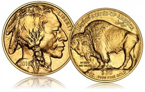 2010 American Buffalo Gold bullion coin