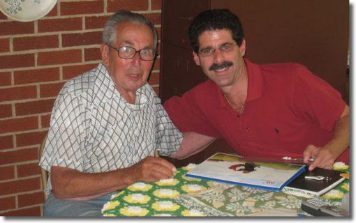 Hans Walter and Danny Spungen