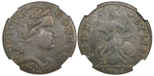 1785 COPPER Connecticut Copper