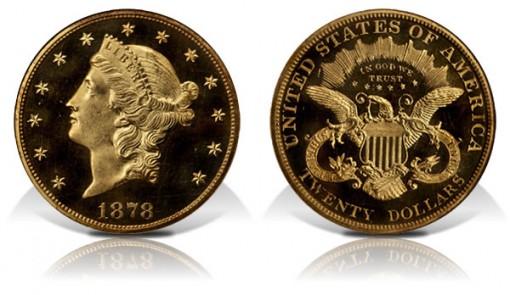 1878 Double Eagle