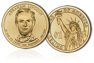 2010 Abraham Lincoln Dollar