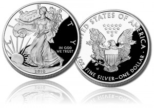 2010 Proof Silver Eagle