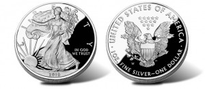 2010 Proof Silver Eagle