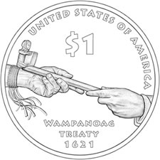 2011 Native American Dollar