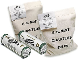 Mount Hood Quarter Rolls and Bags