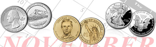 US Mint 2010 Coin Products