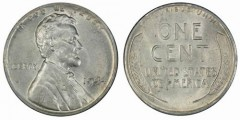 1944-P steel cent, PCGS MS64