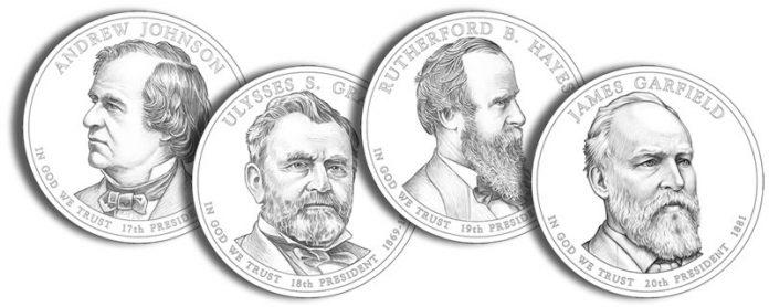 2011 Presidential Dollar Designs