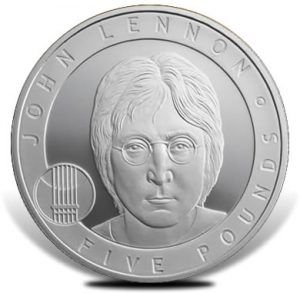 John Lennon Commemorative Coin