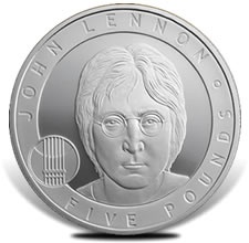 John Lennon Commemorative Coin