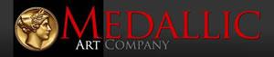 Medallic Art Company Logo