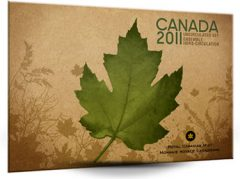 2011 Uncirculated Coin Set