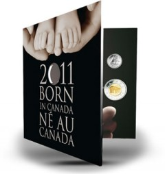 Baby 25-Cent Coin Gift Set