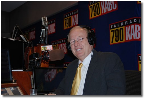 Barry Stuppler on 790 KABC-AM