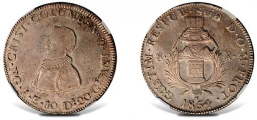 Guatemala 1854 A.E