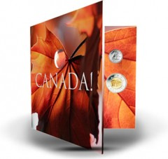O Canada 25-Cent Coin Gift Set