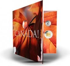 O Canada 25-Cent Coin Gift Set