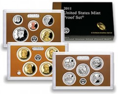 US Mint 2011 Proof Set