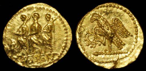 Brutus - Caesar's Assassin Gold Stater