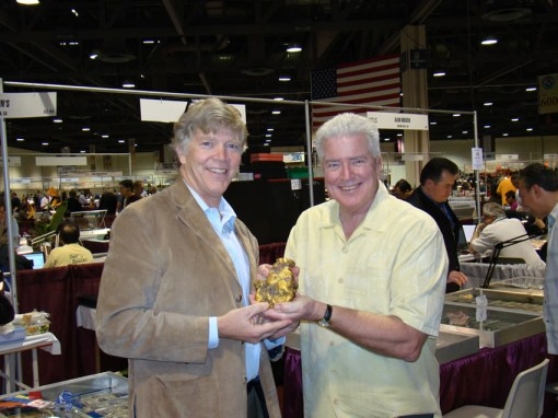 Fred Holabird, Gold Nugget, Huell Howser