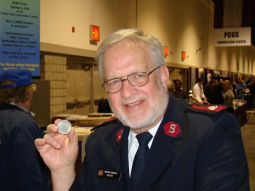 Major Chuck Gillies