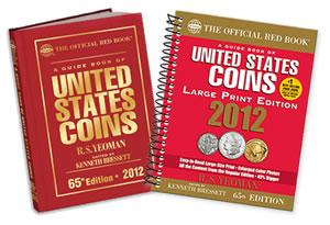2012 Redbook U.S. Coins