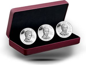 William, Harry and Charles Silver Coins