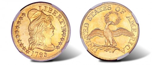 1795 half eagle