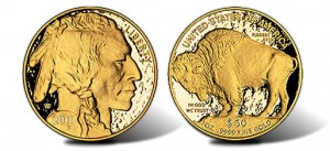 2011 American Buffalo Gold Proof Coin