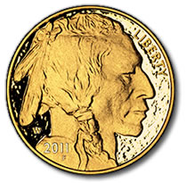 2011 Proof American Buffalo Gold