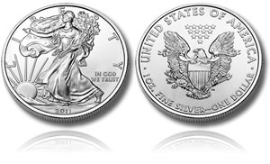 American Eagle Silver Bullion Coin