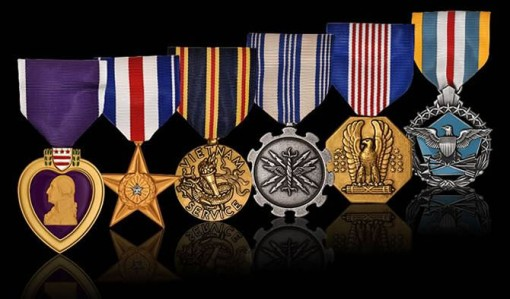 Medals produced by Graco Awards