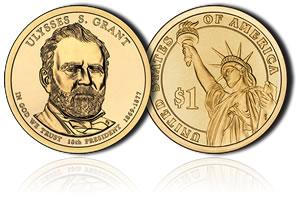 Ulysses S. Grant Presidential Dollar