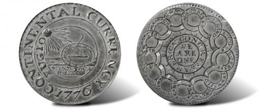 1776 Continental Dollar