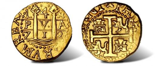 Peru 4 Escudos