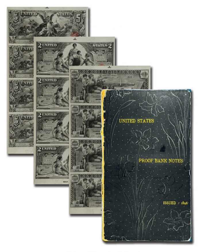 Harry W. Bass Jr. Notes Educational Album