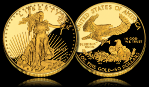 2011 Proof American Eagle Gold Coin