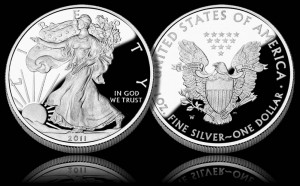 2011-W Proof American Silver Eagle