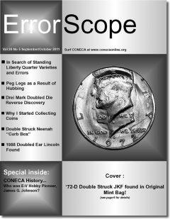 CONECA ErrorScope Sep-Oct 2011 Cover
