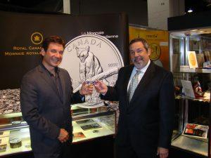 Patrick Hadsipantelis and Mike Fuljenz