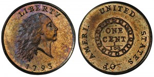SP65 1793 AMERI Chain cent