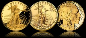 United States Mint Gold Collector Coins