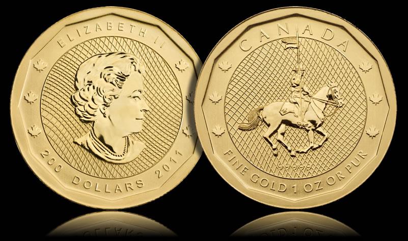 2017 Rcmp Gold Bullion Coin Announced